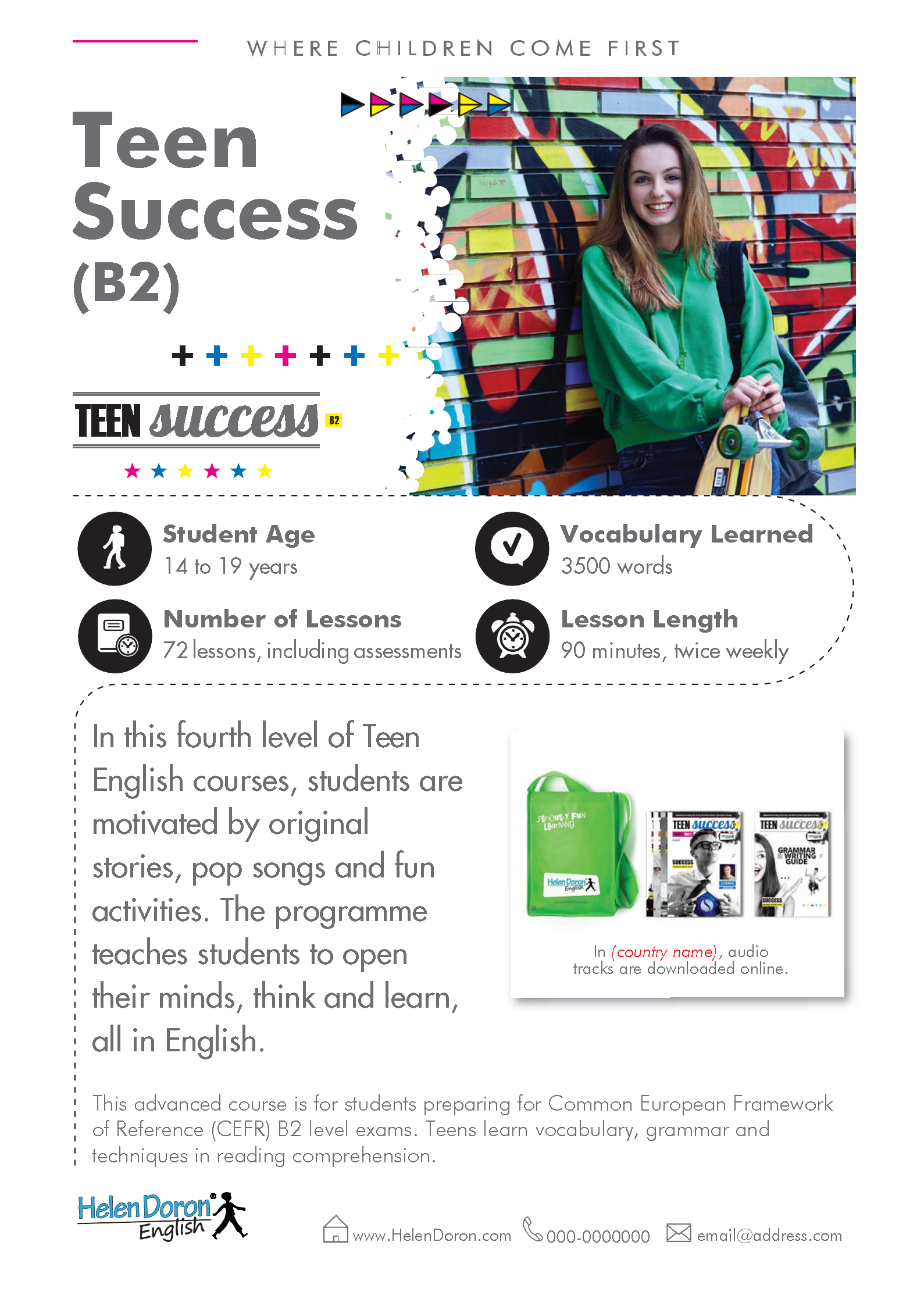 Download - Teen Success (B2)‎