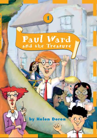 Look inside - Paul Ward and the Treasure 