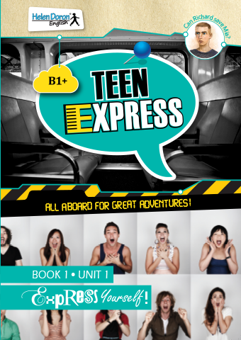 Look inside - Teen Express (B1+)‎