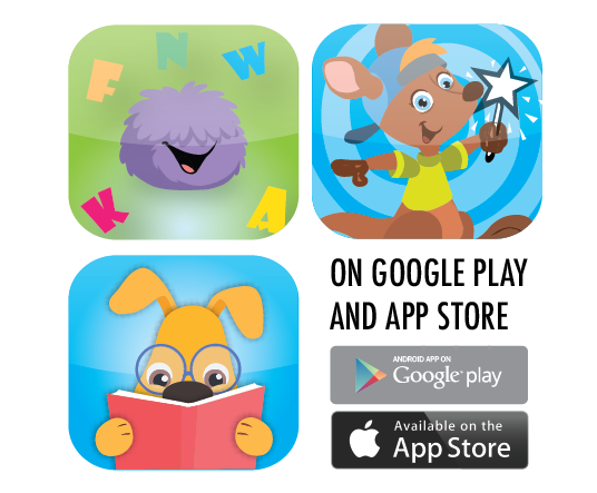 Learn with our Apps
