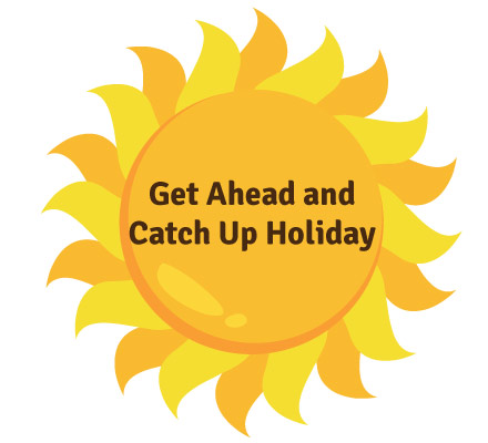Get Ahead and Catch Up Holiday Courses for ages 8 to 19